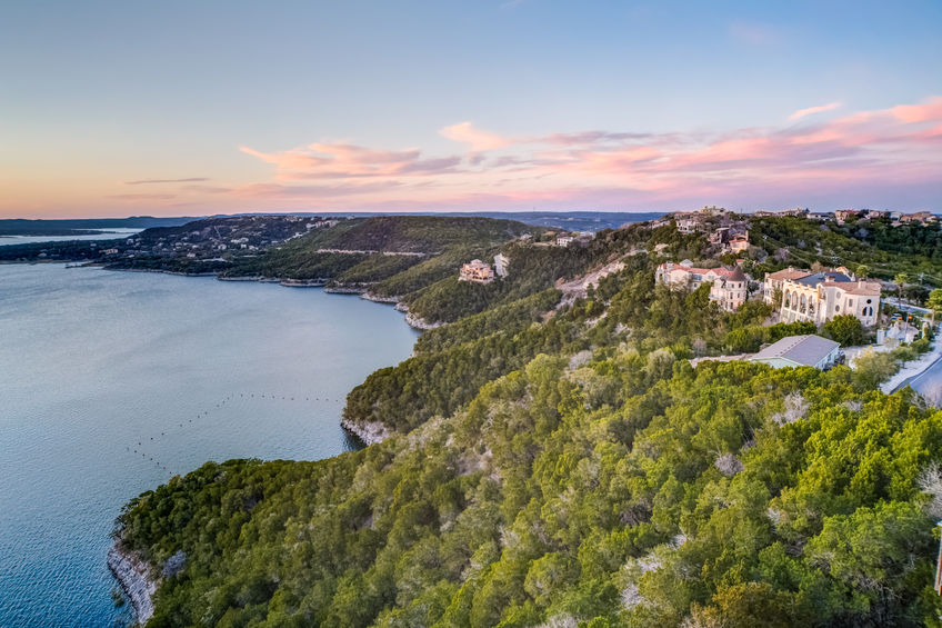 How much is a view of Lake Travis worth to you?