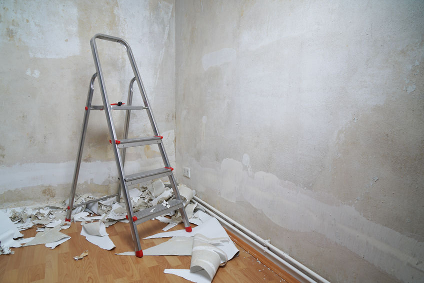 Remove Wallpaper Without Removing Your Sanity